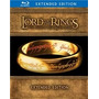 Blu Ray Lord Rings Extended Señor Anillos 15 Discos Sin Subt