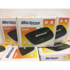 Roteador, Switch, Access Point, Firewall, Multilaser 150mbps
