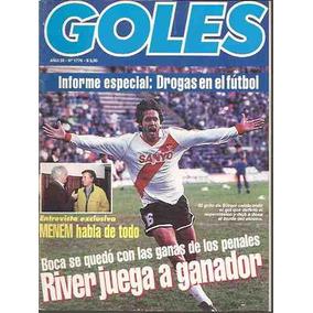 Goles 1776-silvani-river/ Menem /dalla Libera/grillo/español