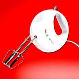 Batidora Amasadora Manual Eléctrica 3 Velocidades 150w