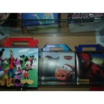 Cajitas Golosineras Souvenirs Mickey Minnie X 10 Un.