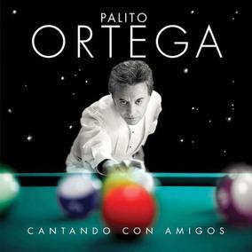 Cd Palito Ortega Cantando Con Amigos Open Music