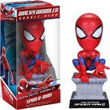 Funko Spiderman Wacky Wobbler Nuevo Original Marvel Amazing