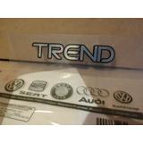 Emblema Vw Trend Gol Parati Saveiro Original (novo)