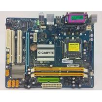 Placa Mãe Intel Lga775 Ddr2 Ga-g31m-es2l Gigabyte