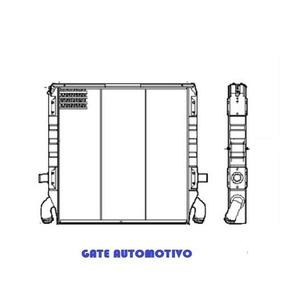 Radiador Scania 112 T / 113 T 81-98 Medidas: 965x738x60