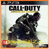 Call Of Duty Advanced Warfare Ps3 Con Pase Online Oferta!