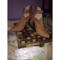 Zapatos Elegantes Temporada Otoño-invierno - Azaleia