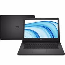 Notebook Dell Inspiron 5458 I3|4gb|hd 1tb|14 - Preto