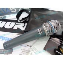 Microfonos Shure Beta57a Profesional