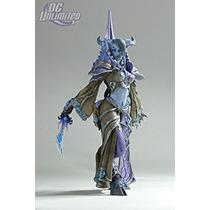 Coleccionable Serie Mundial De Warcraft Figura 3 Draenei Ma