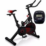 Bicicleta Spinning Ergométrica Kikos Blacksupreme Bskf3