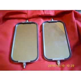 Espejos Retrovisores Para Camionetas, Ford , Chevrol Combi
