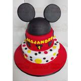 Torta De Mickey Mouse