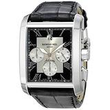 Reloj De Acero Don Giovanni Cosi Grande Inoxidable Raymond