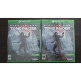 Rise Of The Tomb Raider Xbox One Nuevo Sellado