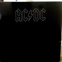 Lp Ac/dc - Back In Black (novo Lacrado)