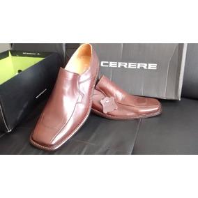 Zapatos De Vestir Para Caballero. Marca Cerere No. 42 Marrón