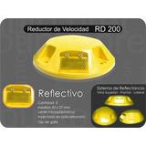 Tachas Reductoras De Velocidad. Original Rd200.