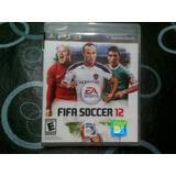 Juego Ps3 Fifa Soccer 2012 Fisico Usado