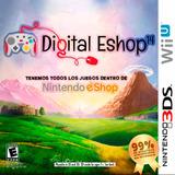 Juegos Digitales 3ds Pokemon Mario Kirby Zelda Lego Fe 3ds!!