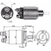 Automatico Motor Partida Mercedes Bosch Jd (zm-534)