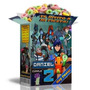 Mega Kit Imprimible Bajo Terra Cumpleaños Infantil Cotillón