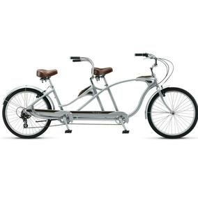 Bicicleta Tandem Doble Aluminio De Velocidades!!