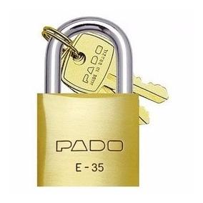 Cadeado Pado 35mm - E35