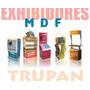 Exhibidores Mdf Trupan