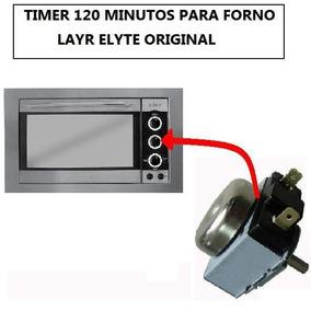 Timer Para Forno Eletrico Layr Elyte Original (120 Min)