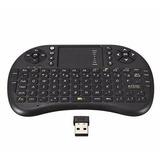 Teclado Sem Fio Smart Tv Samsung Lg Sony Controle Qwerty