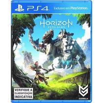 Horizon Zero Dawn - Pré-venda - Ps4 - Mídia Física