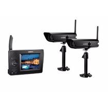Camaras De Vigilancia Inalambricas Y Monitor Uniden Udw155