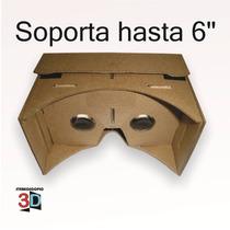 Google Cardboard Realidad Virtual- Smartphone Versión Grande