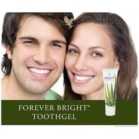Kit Com 04 Gel Dental Forever Bright Toothgel - Sem Flúor!