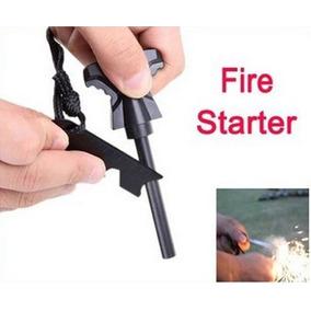 Fire Starter - Iniciador De Fogo Militar