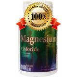 Cloruro De Magnesio 100 Capsulas - Antiestrés, Full Energia