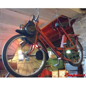 Antiga Bicicleta Com Motor Velosolex