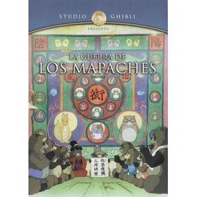 Studio Ghibli Pompoko La Guerra De Los Mapaches Pelicula Dvd