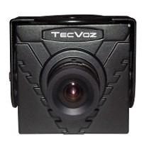 Mini Câmera 1/3 Sony Dia / Noite Tecvoz