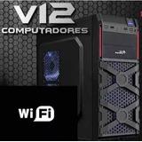 Mineradora V12 Bitcoin / Ethereum 24 Mhs / Rx 470 4gb/ Intel