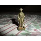 Soldaditos Miniaturas Kinder Metalicos -lote De Dos Piezas