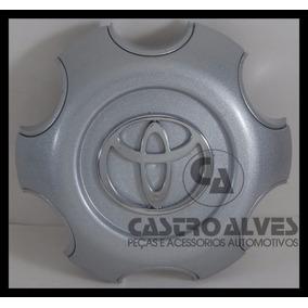 Calota Miolo Cent P/ Roda Liga Leve Toyota Prado Land Cruise