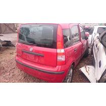 Fiat Panda Punto, Estrada En Partes 2009