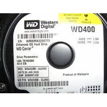 Disco Duro 40 Gb Ide Western Digital Wd Caviar
