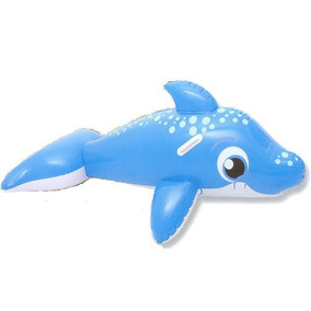 Flotador Inflable Forma De Delfin Bestway