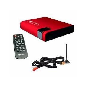 Receptor Antena Tv Digital P/ Carro