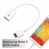Cabo Micro Usb 3.0 Otg Galaxy Note 3 Samsung S5 Tablet