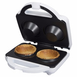 Máquina De Waffles Blanik Waffle Bowl Maker Para 2 Waff / Tb